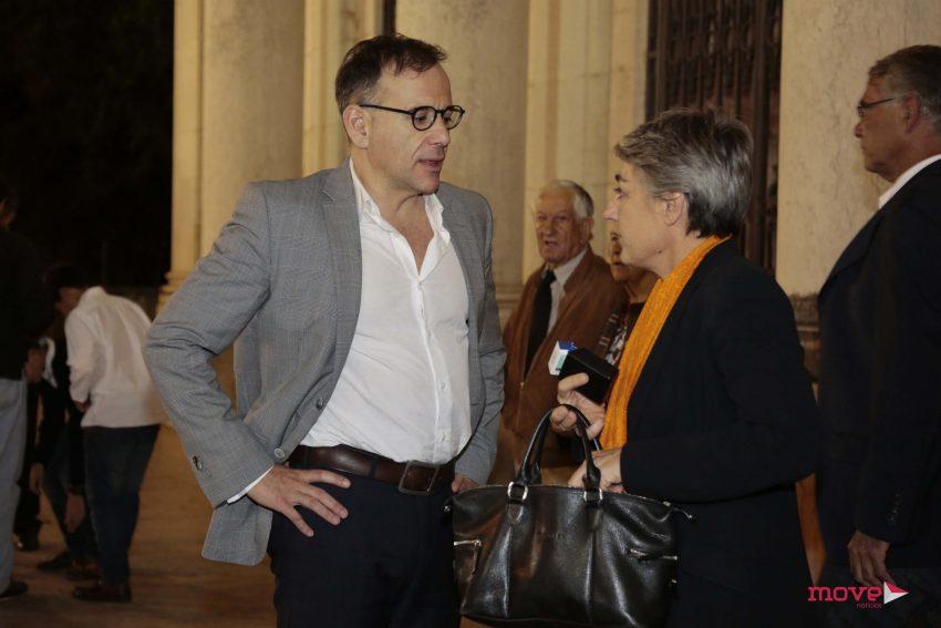 Miguel Honrado, Secretário de Estado da Cultura