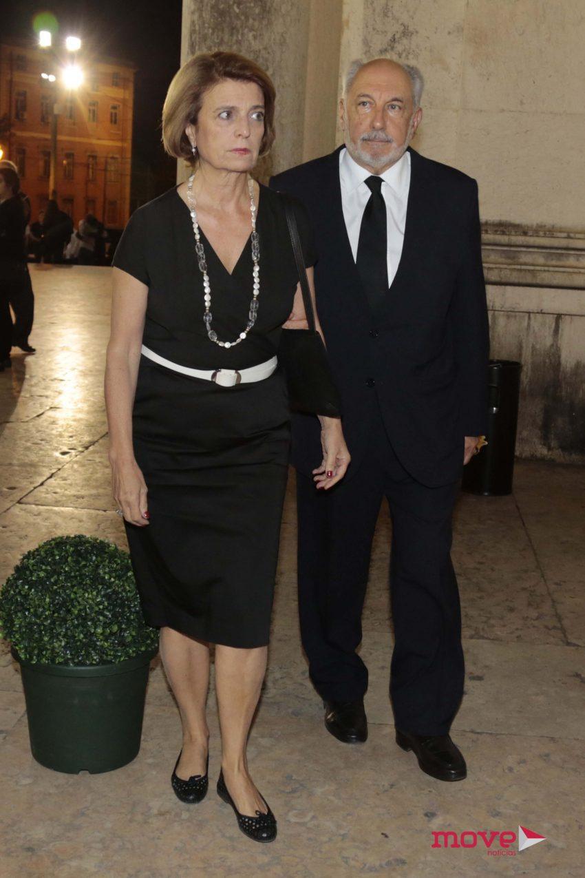 António Vilar e Isabel Alçada