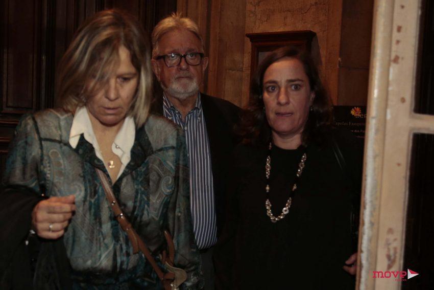Maria Rueff e Vítor de Sousa