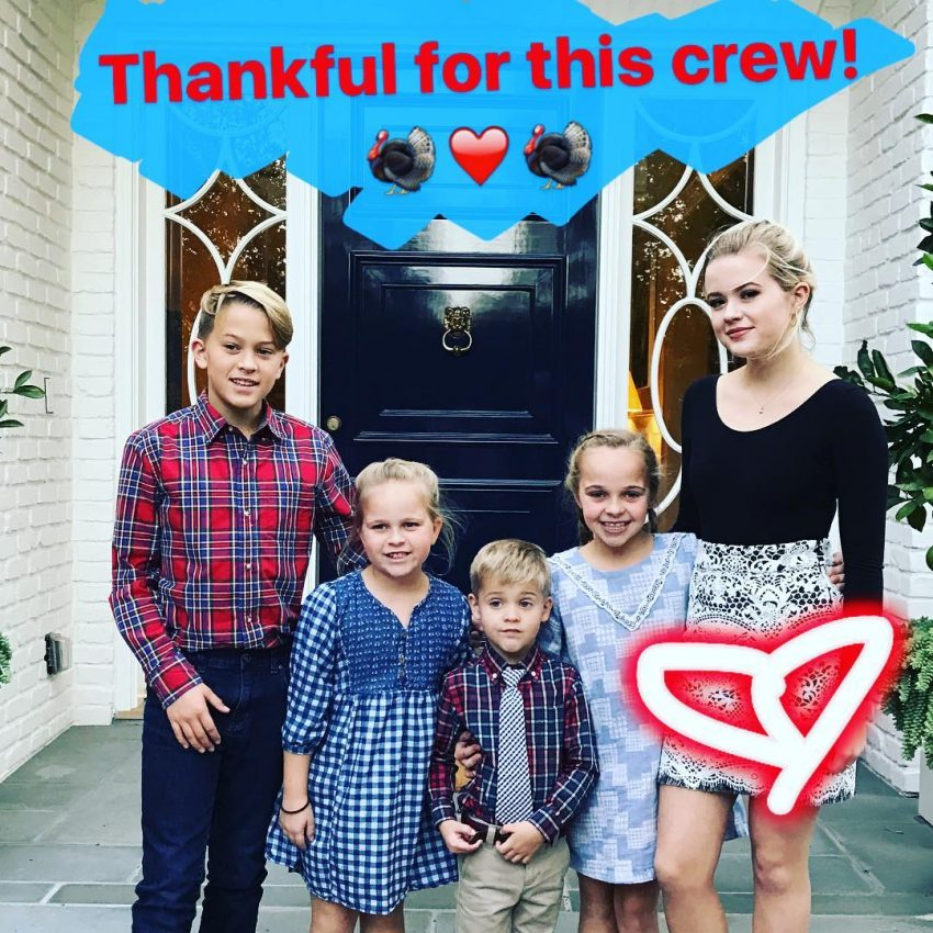 Os filhos de Reese Witherspoon