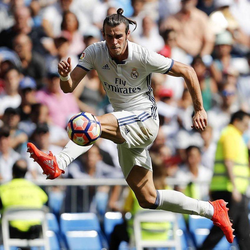 3.º Gareth Bale (Real Madrid):  20 milhões de euros por ano
