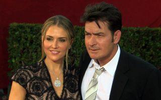 Brooke Mueller e Charlie Sheen