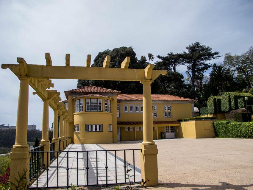 A Casa do Roseiral