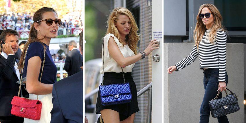 A princesa Charlotte do Mónaco, Blake Lively e Jennifer Lopez apostaram neste modelo da Chanel