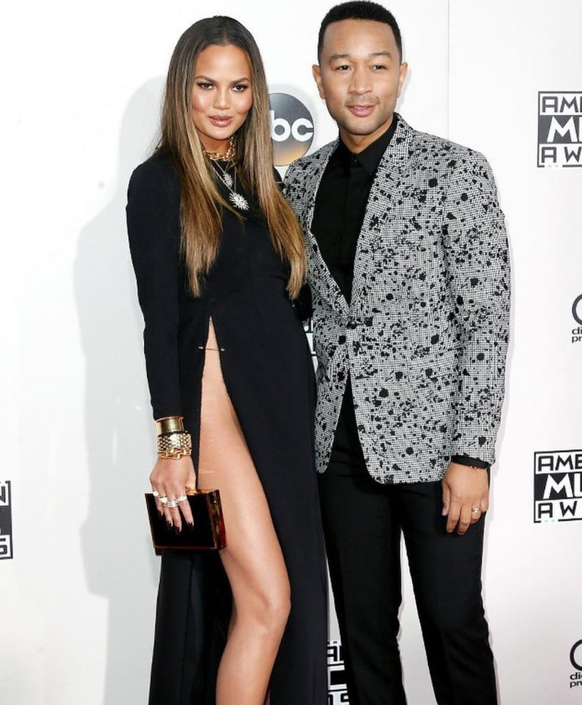 Chrissy e John Legend