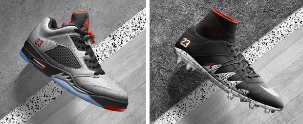 4e0b364e9ee Nike junta Neymar Jr. e Michael Jordan em parceria inesperada - MoveNotícias