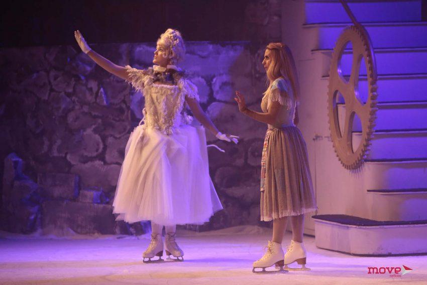 Liliana Santos veste a pele de Cinderela