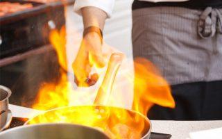 cozinhar-a-alta-temperatura-fogao-chama