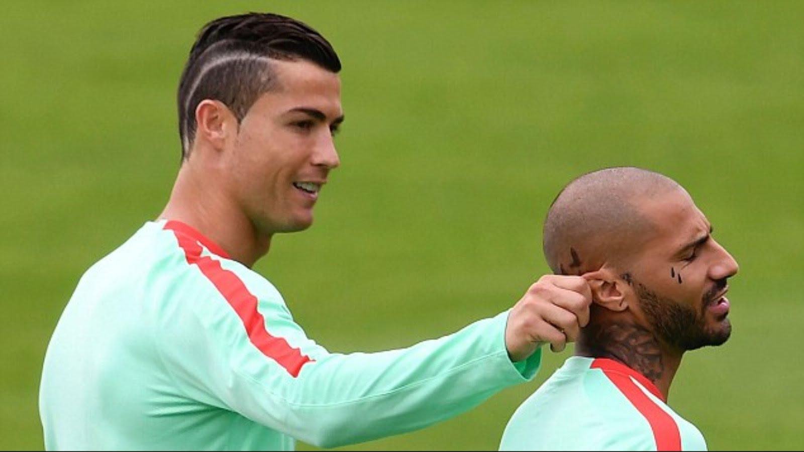 Ricardo Quaresma Vinga Se De Cristiano Ronaldo Um Ano Depois Movenot 237 Cias