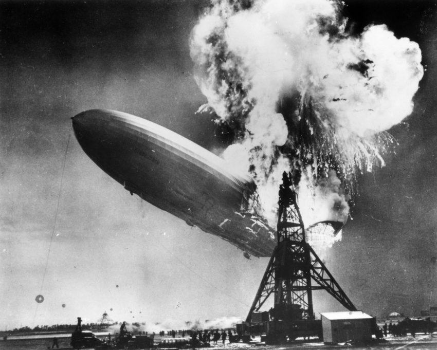 Desastre de Hindemburgo (1937, Sam Shere)