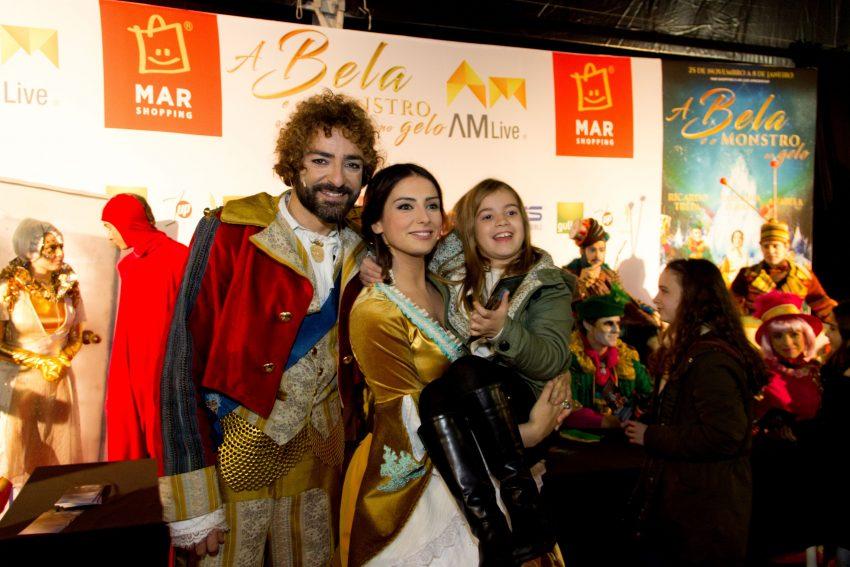 Diogo Faria e Carolina Torres