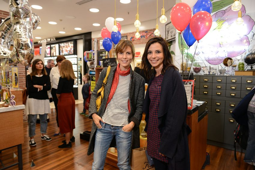Joana Seixas e Teresa Tavares