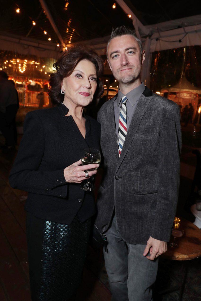 Kelly Bishop e Sean Gunn
