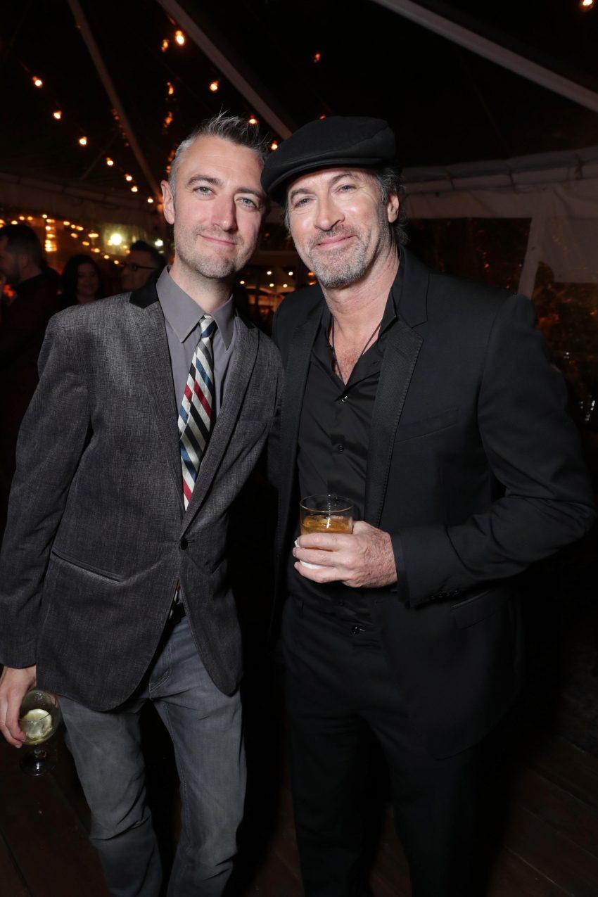 Sean Gunn e Scott Patterson