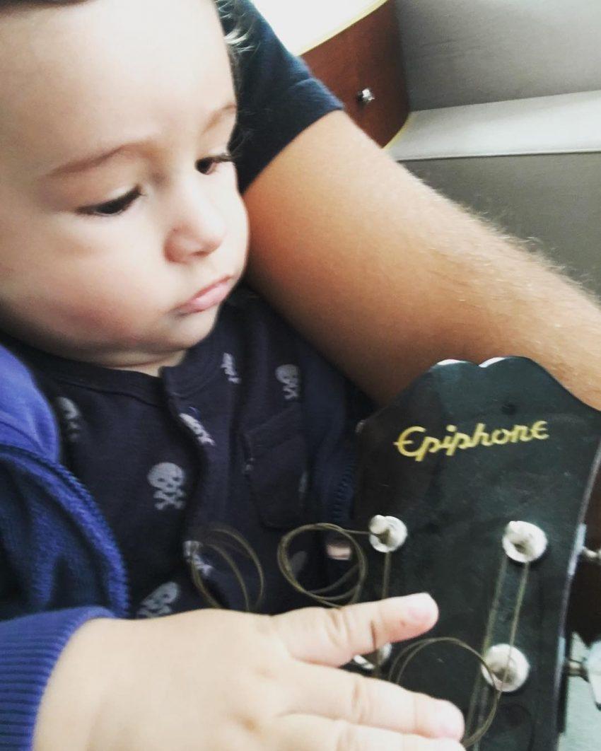 Eros está a crescer no mundo da música