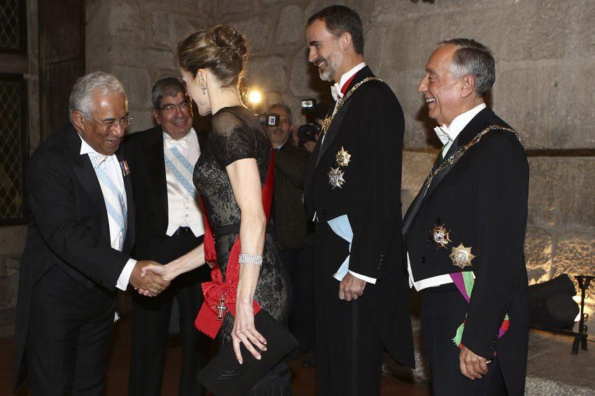 Spanish royal couple visits Portugal