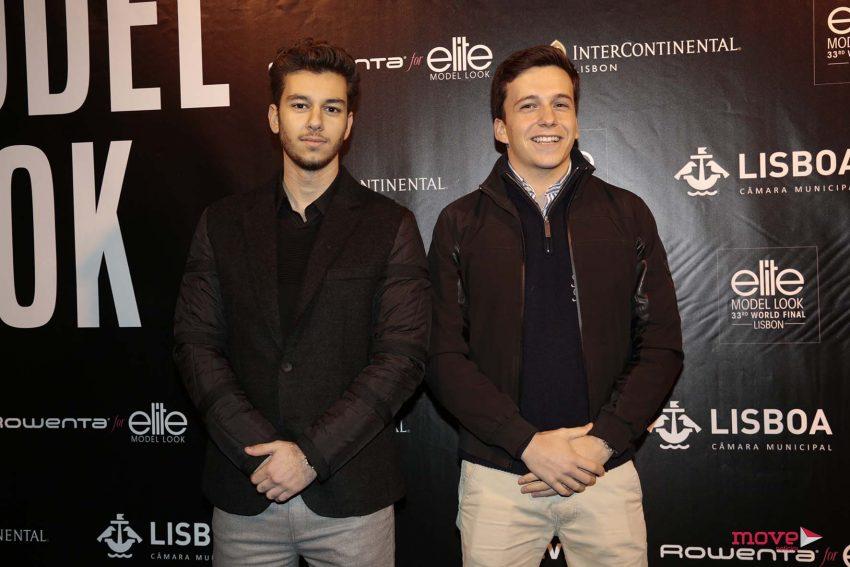 Francisco Fernandez e Miguel Taborda