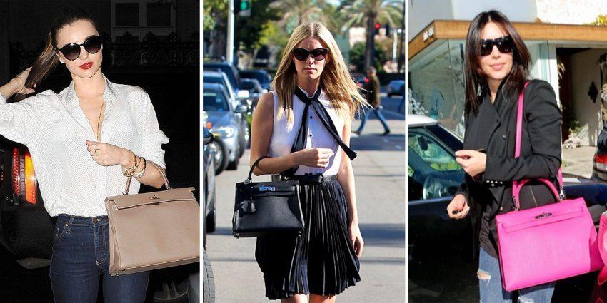 Miranda Kerr, Nicky Hilton e Kim Kardashian são fãs de Hermès