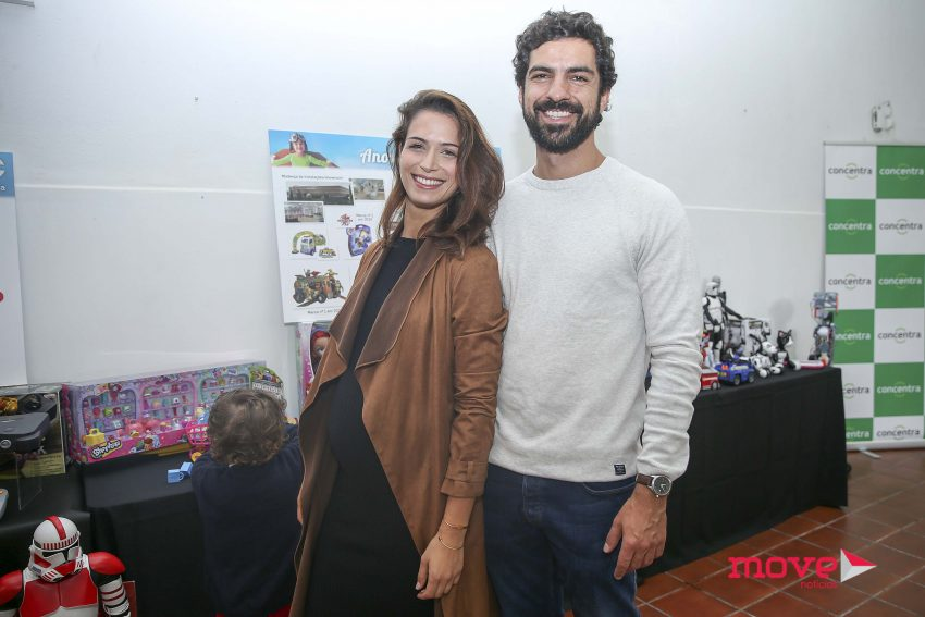 Ana Varela e Martim Varela Torres