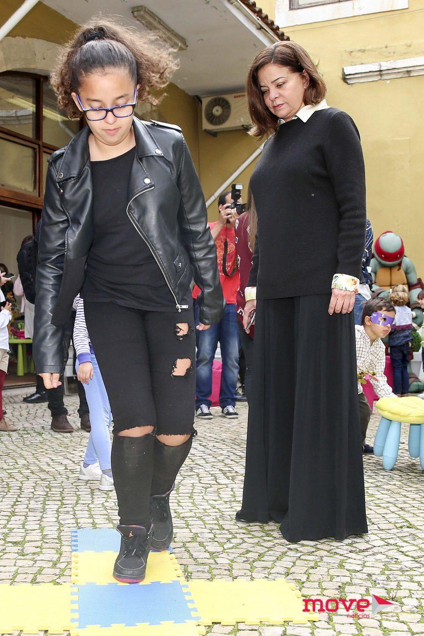 Marluce e Yasmin