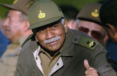 O seu pai, Juan Almeida, foi um dos heróis da Revolução Cubana