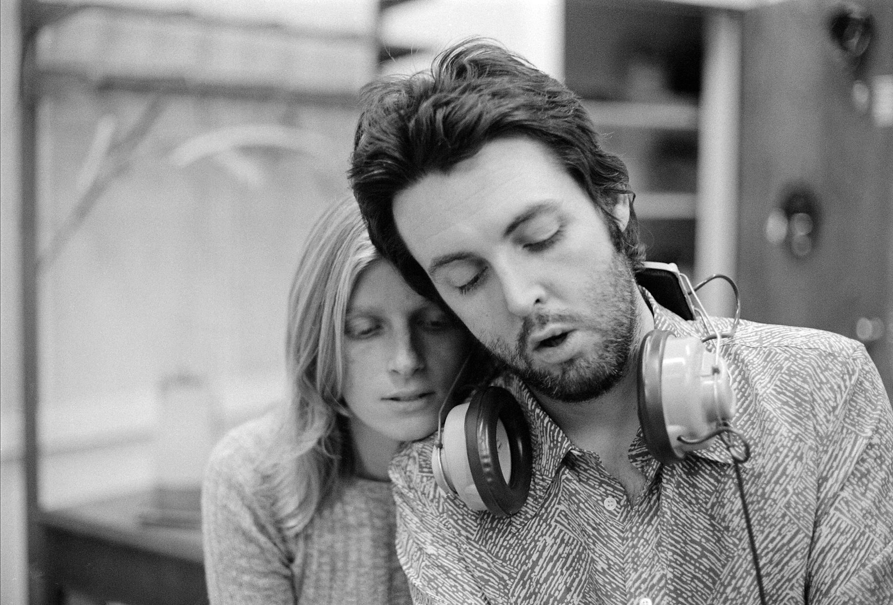 Linda e Paul McCartney