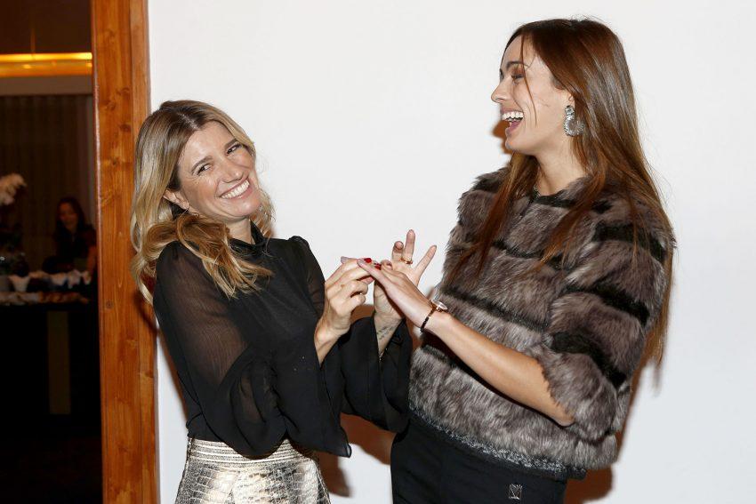 Sofia Jardim e Iva Lamarão