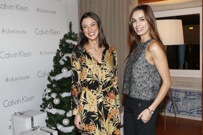 Sara Salgado e Iva Lamarão