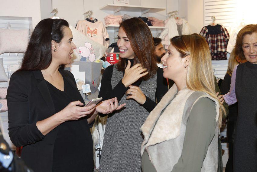 Adriane Garcia, Ana Varela e Rita Rodrigues