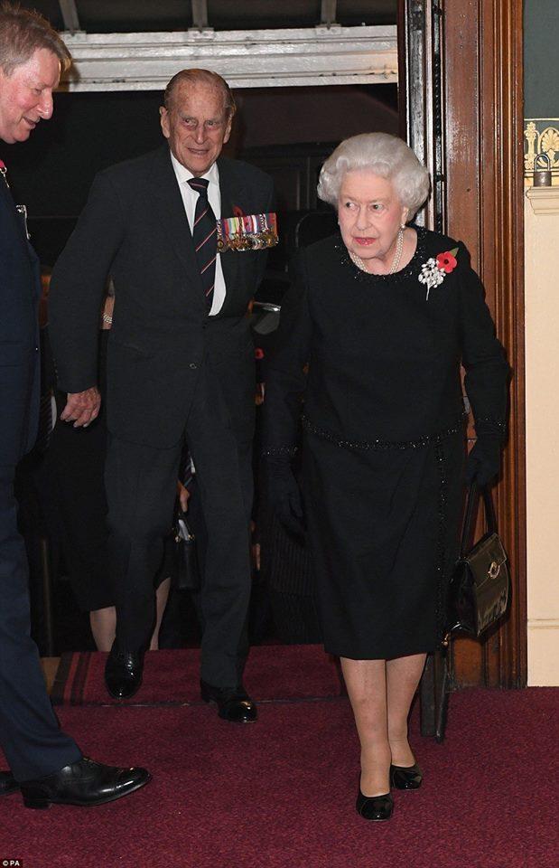 Rainha Isabel II e Philip, Duque de Edimburgo