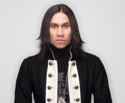 O cabelo longo era a imagem de marca de Taboo