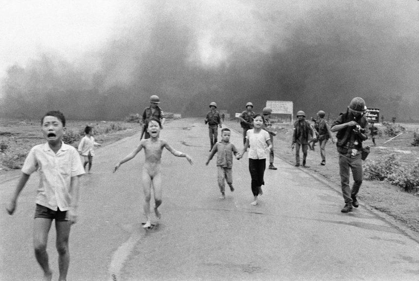 Terror da guerra (1972, Nick Ut)