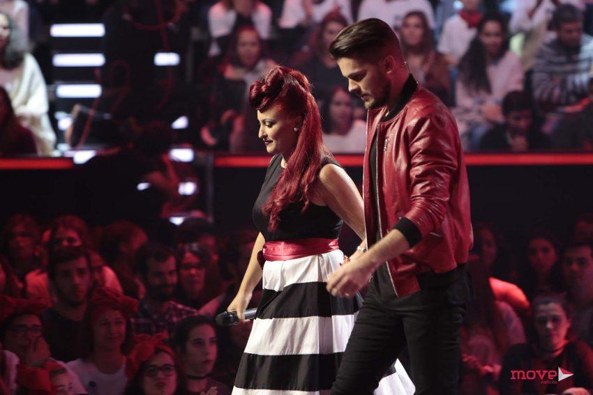 Mickael Carreira e Juliana