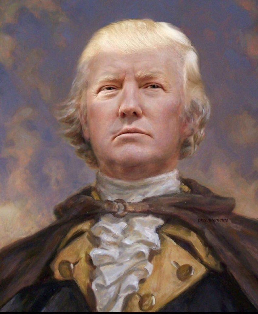Trump, o protagonista da 2ª Revolução Americana