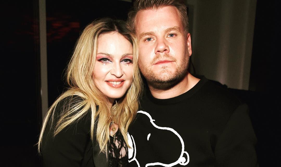 Madonna rebola no carro em prévia do Carpool Karaoke