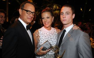 tom e chet hanks