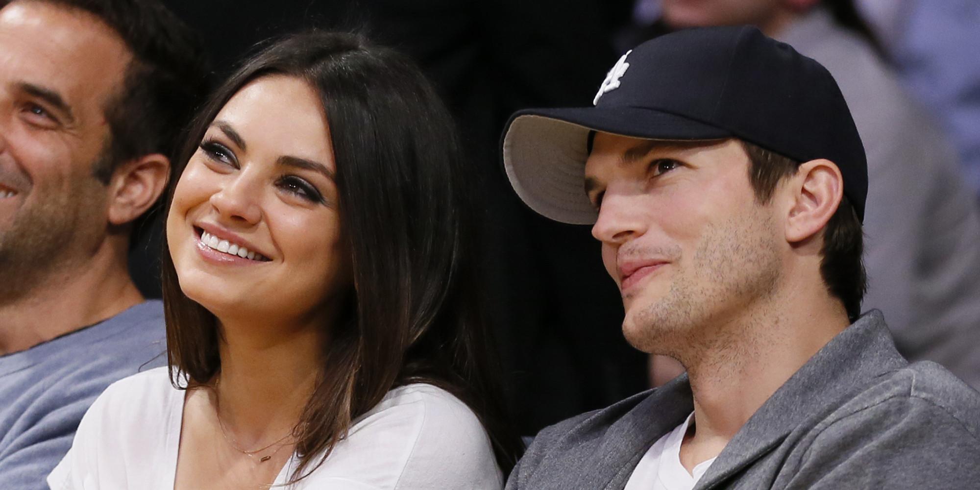 Mila Kunis e Ashton Kutcher escolhem o nome do segundo filho; confira