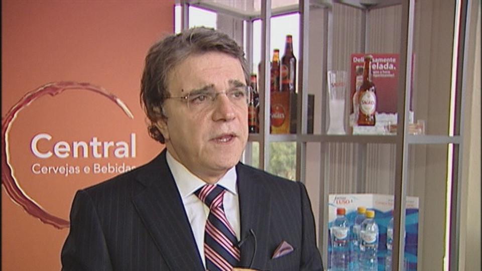 Alberto da Ponte antigo presidente da RTP 2