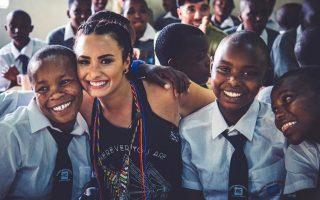 Demi Lovato Quénia 11