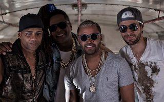 Enrique Iglesias, Descemer Bueno e Zion & Lennox videoclip Cuba