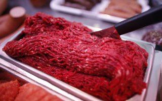 hamburguer de carne picada