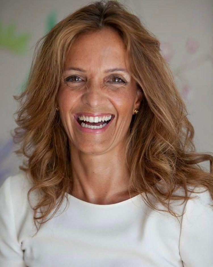 Inês Martinez, mãe de Carolina Deslandes