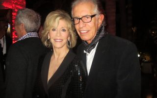 Jane Fonda e Richard Perry