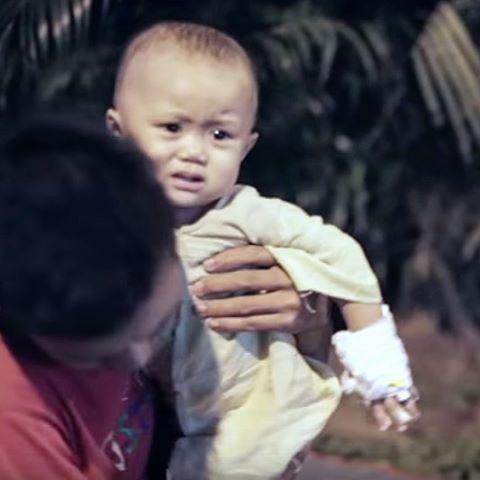 Júlia Belard ajudar crianças Birmânia