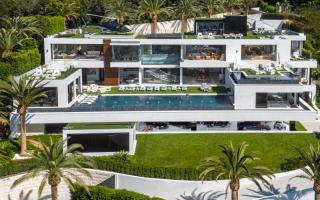 Mansão mais cara do mundo Beverly Hills capa