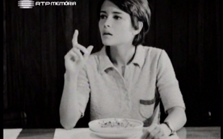 Maria Cabral atriz no filme Cerco
