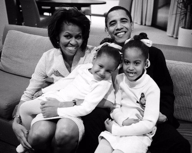 michelle-barack-obama-e-filhas