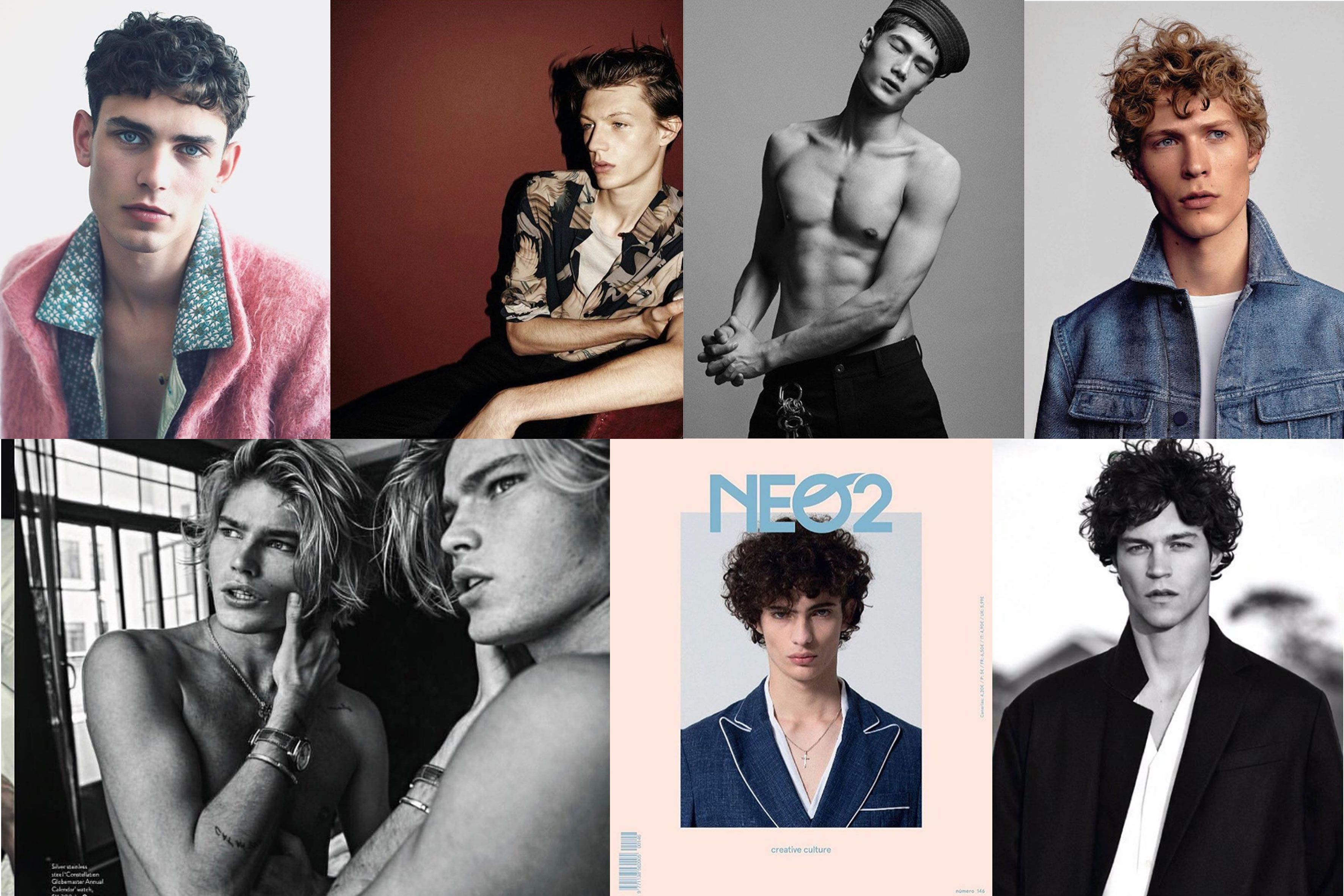 70d29243f33 Os 7 modelos masculinos do momento - MoveNotícias