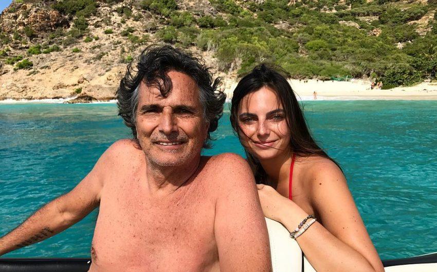 Kelly é filha do ex-automobilista brasileiro Nelson Piquet