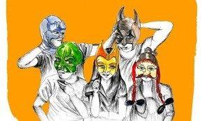 oficina de teatro super heroi